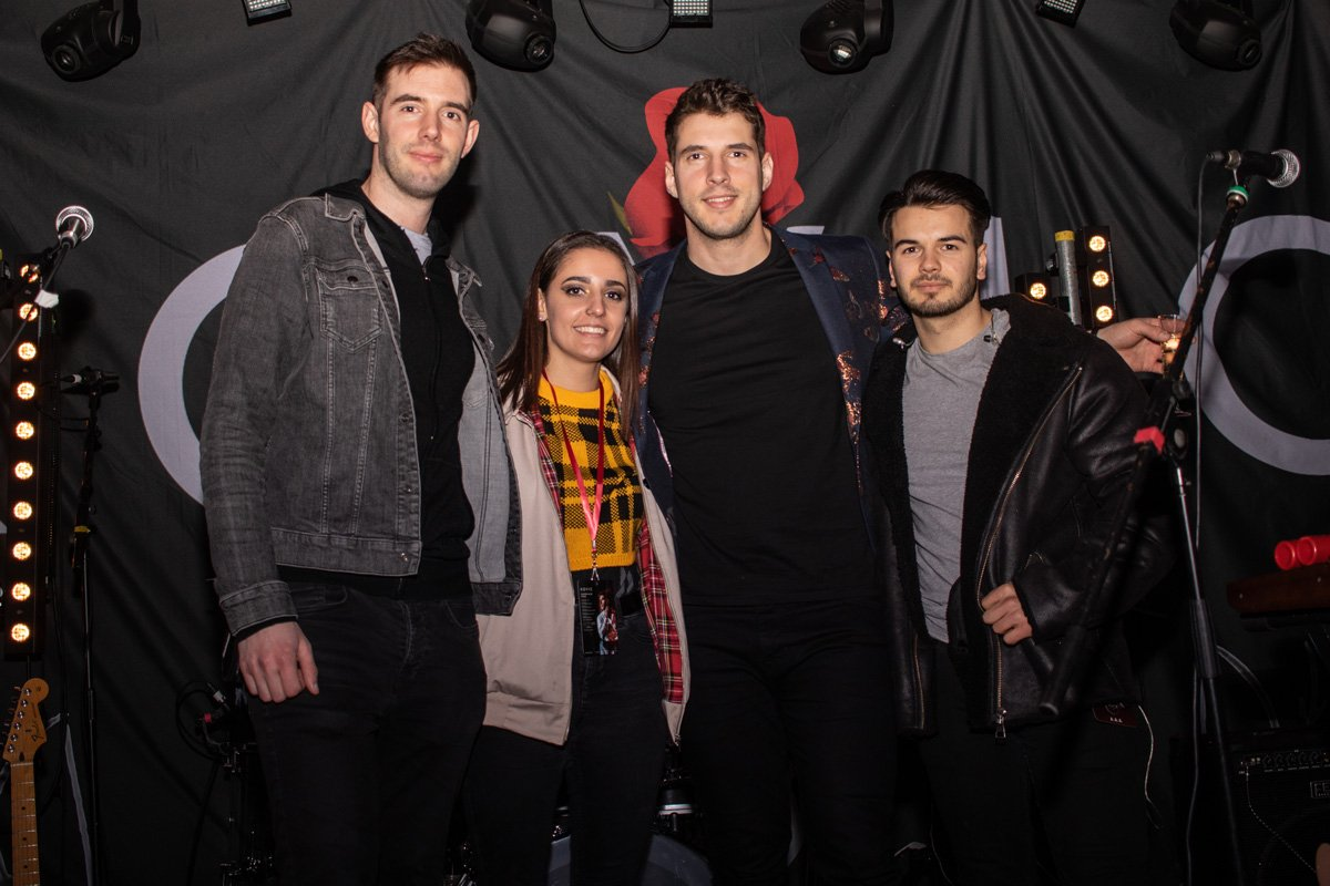 Kovic VIP @Tour Birmingham