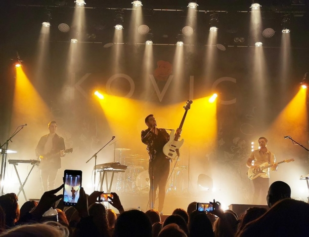 Kovic Live @Islington Hall London